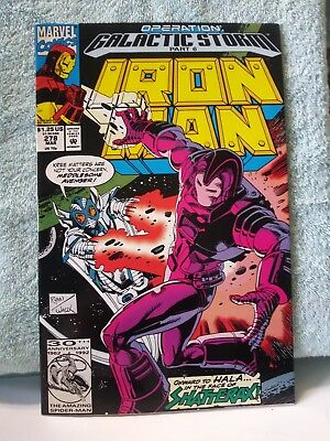 Iron Man (1968 series) #278 in NM+ condition. Marvel comics See Actual Photos