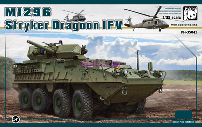 Panda Hobby 1/35 PH35045 M1296 Stryker Dragoon IFV 2019 New