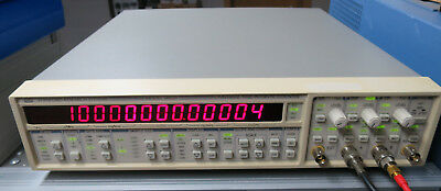 Stanford Research Systems SR620 Universal time interval and frequency counter