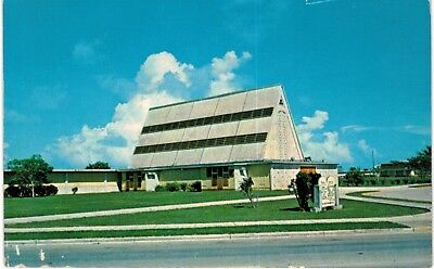 Guam Anderson Air Force Base Chapel 1960 Territories