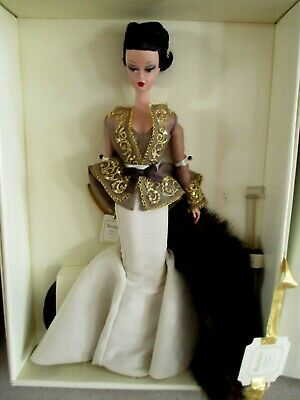 Chataine Silkstone Barbie - MIB --W/SHIP- B4425 - FAO Excl - EXTREMELY RARE HTF