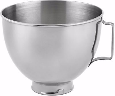 Kitchenaid K45 Polished Stainless Steel 4.5 - Quart Mixing Bowl