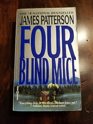 Four Blind Mice By James Patterson 2003 Paperback