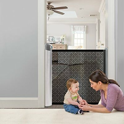"""Summer Infant 27250 30"""" Retractable Baby Gate"""