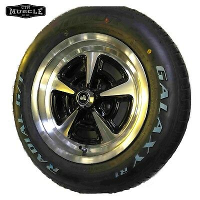 """15"""" GTS Sprint Wheel and Galaxy Tyre packages Holden HQ HX HZ HJ Monaro 5/120.65"""