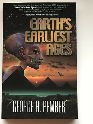 Earth's Earliest Ages by George H. Pember (NEW Paperback)
