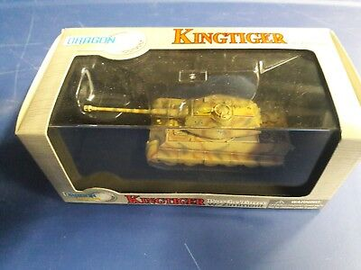 Dragon Armor 1/72 Item Number 60105 King Tiger Porsche Turret With Zimmerit