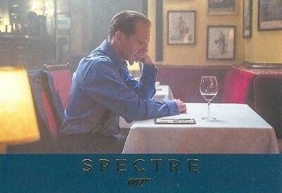 2016 James Bond Archives SPECTRE Edition SPECTRE GOLD PARALLEL Matching 100/100!
