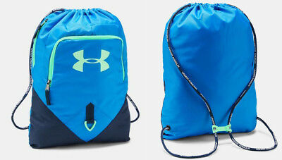 ae1dc740df UNDER ARMOUR UNDENIABLE Sackpack UA Drawstring Backpack Sack Pack ...