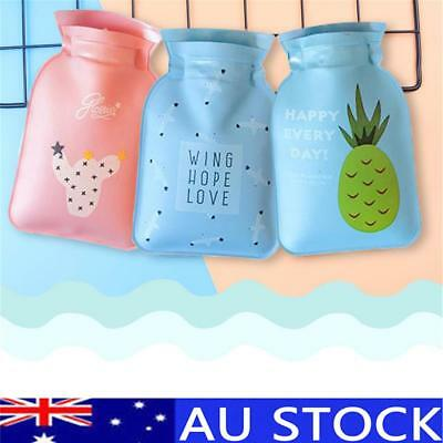 Mini Cartoon Small Hot Water Bottle Explosion-proof Hand Warmers Warm Baby 2018