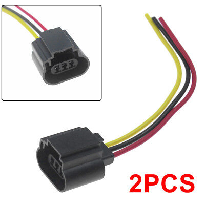 9008 H13 Socket Headlight LED Plug Wire Harness ... H Headlight Wire Harness on