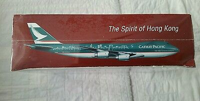 Dragon Wings 1/400 Cathay Pacific Boeing 747-200 Spirit of Hong Kong 55101 BNISB