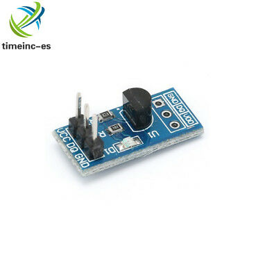 1X DS18B20 Temperature Sensor Module Temperature Measurement Module For Arduino