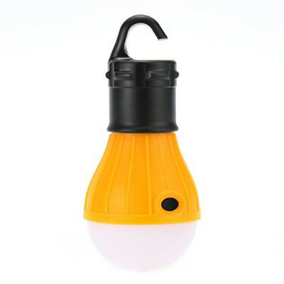 Camping Hanging Hike LED Light Bulb Tent  Fishing Lamp Outdoor Accessories
