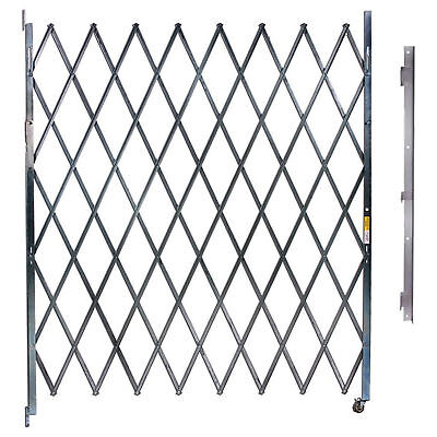 """Single Folding Gate, 10'W to 11'W and 7'6""""H, Lot of 1"""