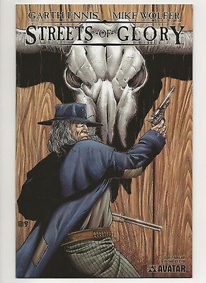 Streets of Glory #2D  MN+  Avatar (2007)    *Free Shipping*