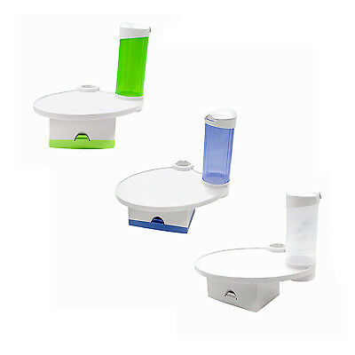 New Dental Chair Accessories Mounted Tray with Tissue Box Disposable Cup Holder