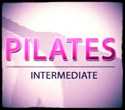Pilates for Intermediate Level - DVD, Fitness, Weight Loss, Tone, Strength
