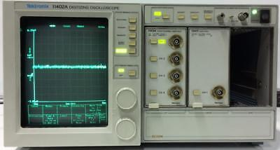 Tektronix 11402A 1GHz Digital Storage Oscilloscope