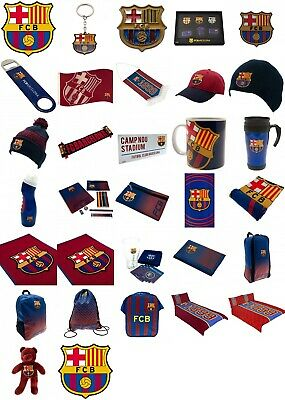 Official FC BARCELONA Football Club Merchandise Christmas Birthday Fathers Gift