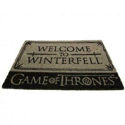 Game Of Thrones Valar Morghulis Doormat Brand New