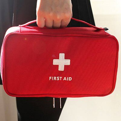 Portable Medical Bag Storage Pack Emergency Survival First Aid Empty Bag AZ