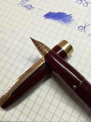 Penna stilografica Sheaffer Imperial III C (cartridge version), tratto F
