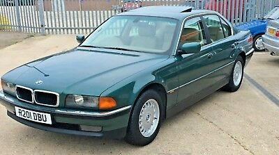 Bmw E38 728I Automatic 2 Previous Owners Low Miles 95K Modern Classic