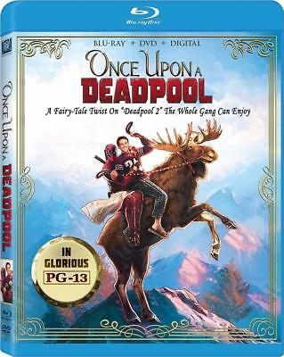 Once Upon a Deadpool (Blu-ray)(Region A)