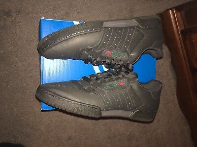 0b3392bd80871d ADIDAS YEEZY POWERPHASE Power Phase Calabasas CG6420 Core Black Sz 9 ...