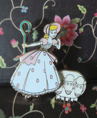 Disney Pin Bo Peep and Two Sheep from Pixar Party 2016 Andy's Toy Box LE 300 AP