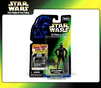 STAR WARS Power of the Force (POTF2): Death Star Droid with Mouse Droid (OVP)