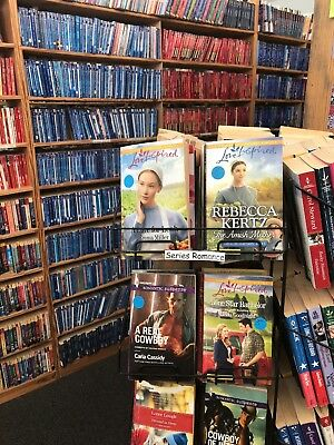 Free Shipping: Cheap 51 Harlequin Romance Paperback Books Lot - Love Inspired