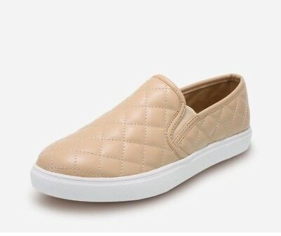 BRASH SHOES BEIGE quilted tennis shoes size 8.5 -  15.59  f0e340d05cd