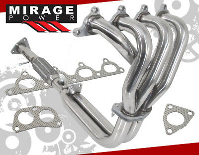 Header For 92 93 94 95 96 Honda Prelude Si H23 Si 2.3L H23A1 Exhaust Manifold