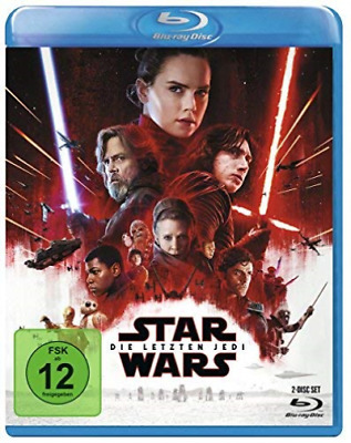 Star Wars: Episode VIII - Die letzten Jedi - (GERMAN IMP (UK IMPORT) BLU-RAY NEW