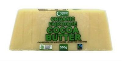 Absolute Organic Raw Cocoa Butter 250g