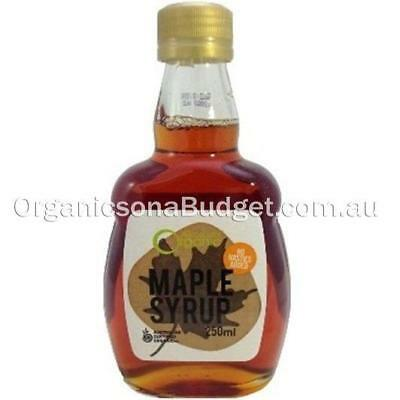Absolute Organic Pure Maple Syrup 250ml