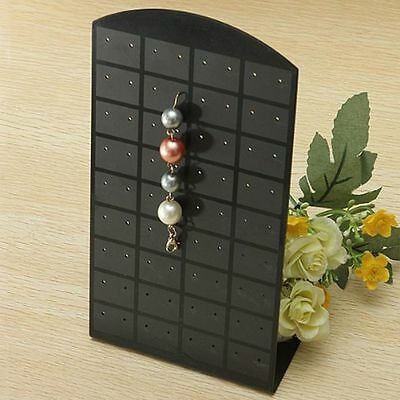 Plastic Earrings Display Stand jewelry Holder Show Case Tool Rack