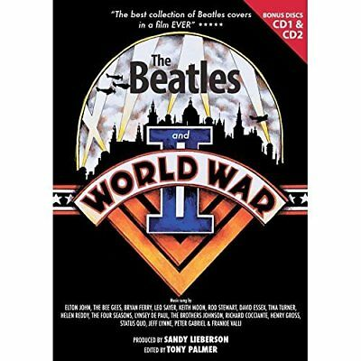 VARIOUS ARTISTS-THE BEATLES AND WWII (2CD+DVD) (Importación USA) CD NUEVO
