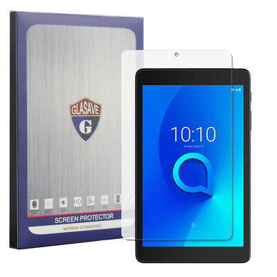 Tempered Glass Screen Protector Cover For T-Mobile Alcatel 3T 8'' Tablet 2018