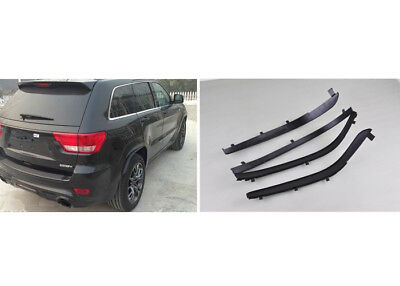 Fender roue sourcil Wheel Arch Extensions pour Jeep Grand Cherokee 2011-2016