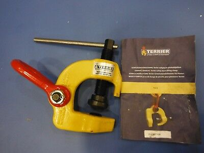 Plate lifting clamp TERRIER  1.5 Ton