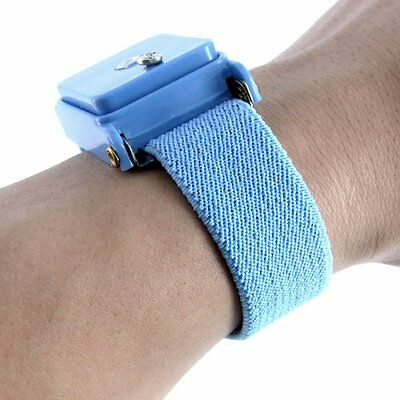 Pulsera Antiestatica Correa Anit Estatica Antistatica Wireless Band Wrist Strap