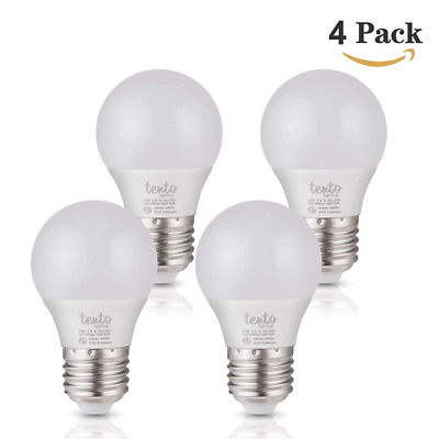 12v Edison LED Light Bulbs White Color 12 Volt E26 E27 Base RV