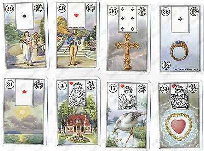 Fortune Telling Cards #31121