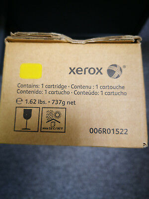 100% GENUINE Xerox YELLOW - Colour Toner 550 560 570 C60 C70 - 006R01522