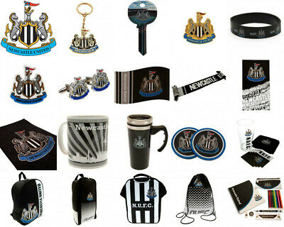 Official NEWCASTLE UNITED FC Football Club Merchandise Xmas Birthday Toon Gift