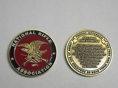 National Rifle Association Challenge Coin
