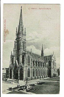 CPA-Carte postale-France -  Nancy  Eglise Saint Epvre  S4629